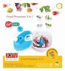 ABS Jony Food Processor 3 in One