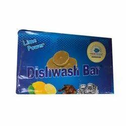 Powder 6months Vedic Shine Dish Wash Bar, Packaging Size: 200g, Packaging Type: Packet