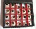 Acrylic Powder Artificial Eyes Set of 20pcs