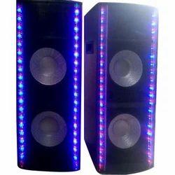 Double Speaker USB Bluetooth FM KARA0KE