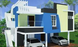 Residential Houses Construction Services
