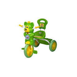 Yellow & Green HLX NMC Baby Tricycle