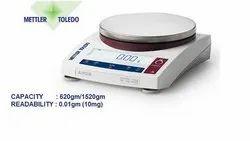 Mettler Toledo Electronic Jewelry Balance
