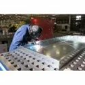 Sheet Metal Fabrication Service, In India, Polished