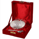 Handicrafts German Silver Bowl