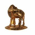 AJN-09 Brass Kamdhenu Statue
