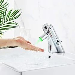 Automatic Sensor Faucet with Hot & Cold Mixture