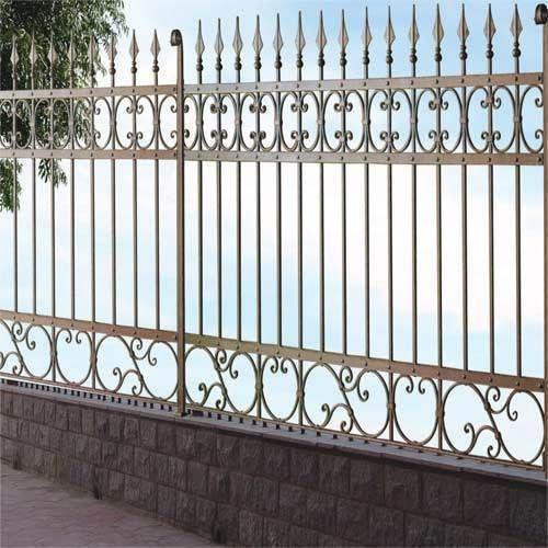 Sehmbi Mild Steel Boundary Wall Grill Rs 80 Kilogram Sehmbi Steel
