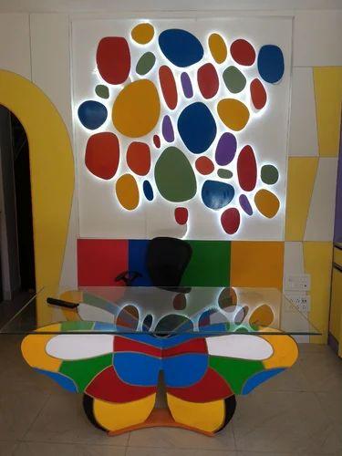 Playschool Interior Design in New Delhi, Vipin Garden by Rove ...