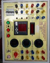 Three Phase Energy Meter Calibration