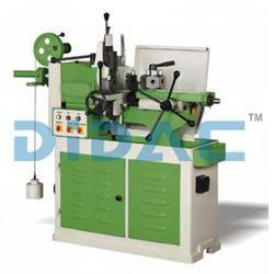 Semi-Automatic Turret Lathe Machine