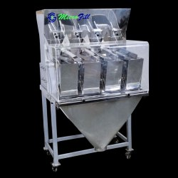 Single Phase Snacks Packing Machine