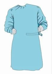 Disposable Surgical ARAS Gown