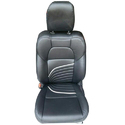 Swift Black Car Seat Cover