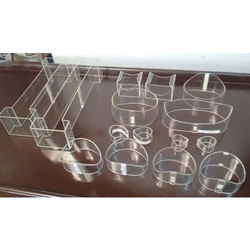 Acrylic Basti Yantra Equipment 20 Pcs