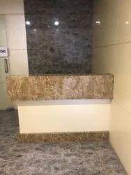 Marble Office Partitions