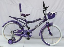 Rockstar 14 Inches 4 Wheel Bicycle