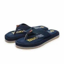 Mens Blue Casual EVA Slippers