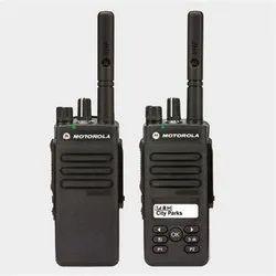 Motorola Digital XIRP6600i Walkie Talkie