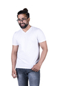 Kraft Panda Plain V Neck T Shirt