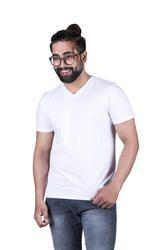 cc9aca97d644 Women   Girls WHITE BLACK GREY Kraft Panda Plain V Neck T Shirt