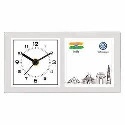 Promotional Rectangular Table Clock