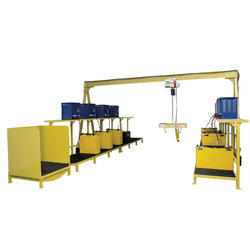 Electric Operated Gantry Crane