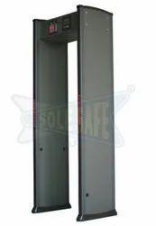 Solesafe Multi-Zone Door Frame Metal Detector