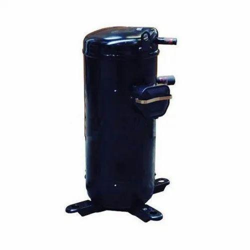 5-10 hP Copeland Compressor Copeland Scroll Compressors, Maximum Flow Rate (cfm): 10-50 Cfm, Discharge Pressure: 51-100 Psig