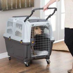 Dog Cargo Cage