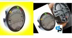 Aerosense Model Asg - 125 Pa Differential Pressure Gauge Ranges 0-125 Pa