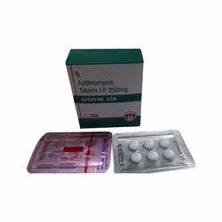 Azithromycin Tablets I.P