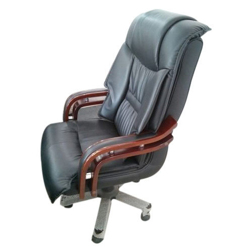 Merveilleux Leather Boss Chair