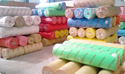 White Non Woven Fabric Roll