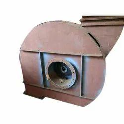 Upto 500 Hp Cast Iron Industrial Fan Blower