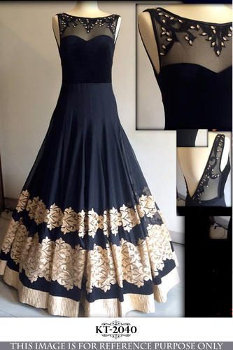 Bollywood Ethnic Designer Women Long Gown KT 2040 at Rs 1275 /piece ...
