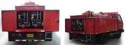 Red Ms Diesel And Bio Diesel Transfer Pump Truck Kit