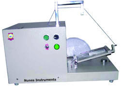 Co-Efficient Of Friction Tester For Plastic Film (inclined Plane Type)