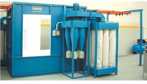 Powder Coating Plants - Powder Coating Plant Manufacturer from Gurgaon