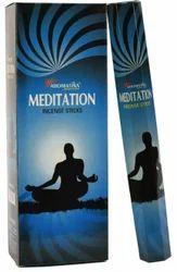 Meditation Aromatika Hexa Pack of 20 Incense Sticks