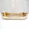 Luxury class decorative Brass serving Tray