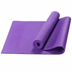 Purple Rubber Yoga Mat