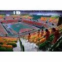 Offline Stadium Cleaning Service, Local Area