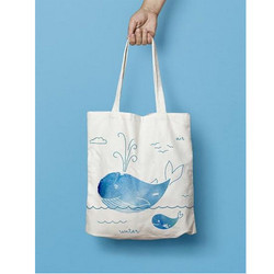 Printed Reusable Bag