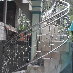 Stainless Steel Railings in Hubli, Karnataka   Get Latest ...