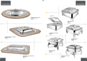 Counter Fit Chafing Dishes
