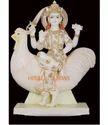 Marble Bahuchar Mata Statue