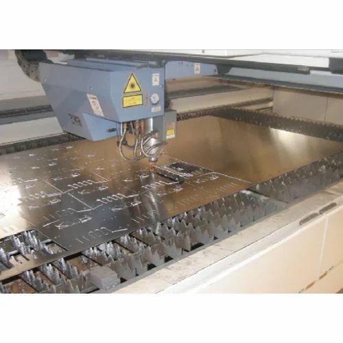 Metal Laser Cutting Machine At Rs 1500000 Unit Laser