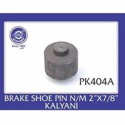 Brake Shoe Pin N/M Kalyani
