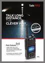 4GL Smart Walkie Talkie-All India Range